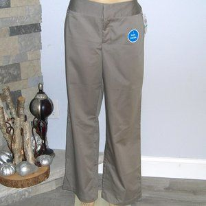 NWT Dockers Ideal Fit 16 Brown April Pant Slimming